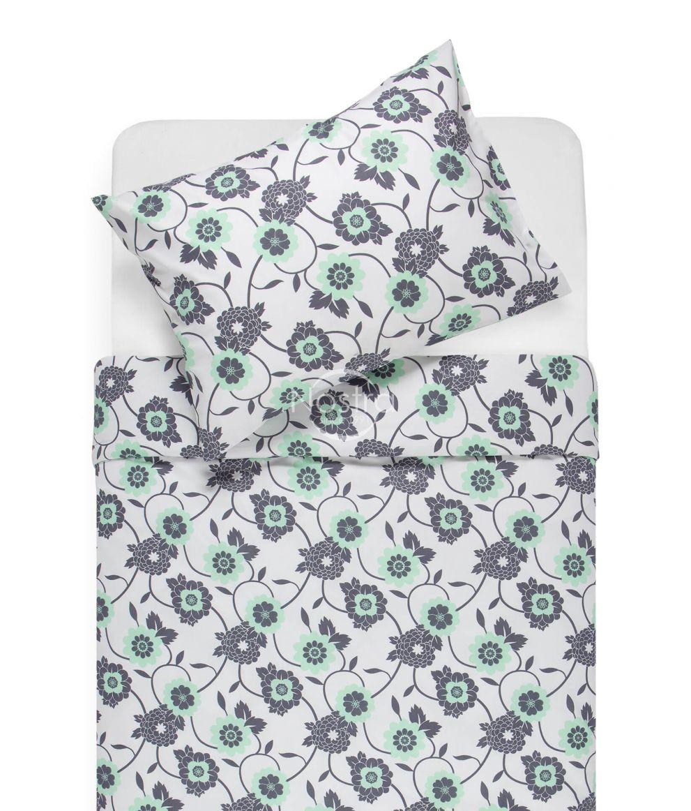 Kokvilnas gultas veļa DORTE