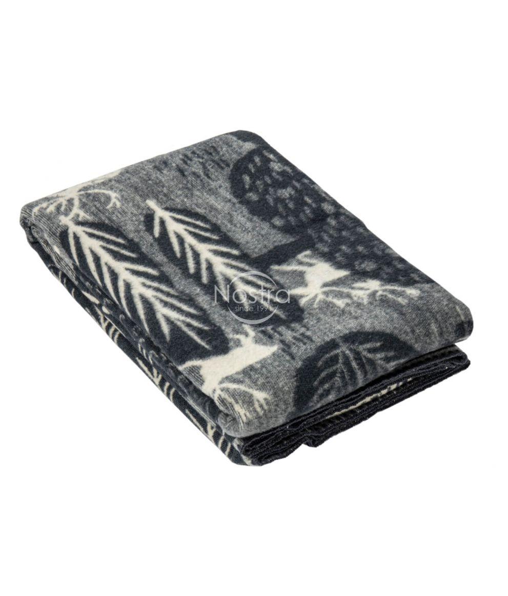 Шерстяное одеяло из мэриноса