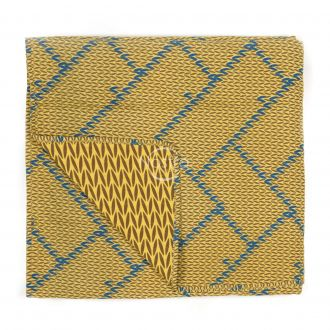 Quilted bedspread L0023-GOLD