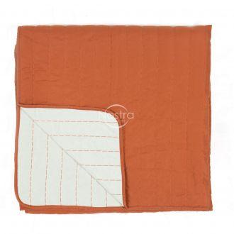 oranzine balta dvipuse daigstyta lovatiese