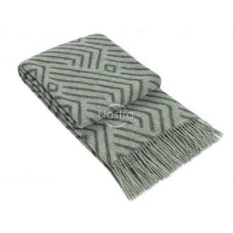Plaid MALTA 80-3134-DARK GREY