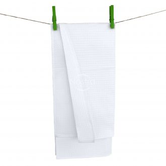 Kitchen towel WAFEL-260 260-WHITE