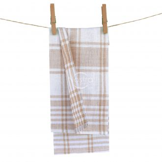 Kitchen towel DOBBY-200 T0031-BROWN