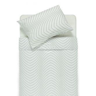 Фланелевое постельное бельё BELLA 30-0508-WHITE