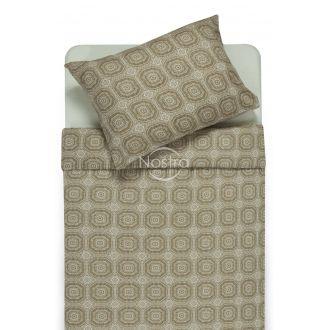 Фланелевое постельное бельё BONNIE 40-1044-L.CACAO