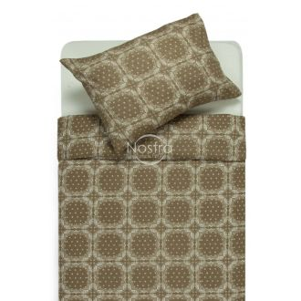 Фланелевое постельное бельё BRIANA 40-1045-CACAO