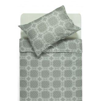 Фланелевое постельное бельё BRIANA 40-1045-GREY