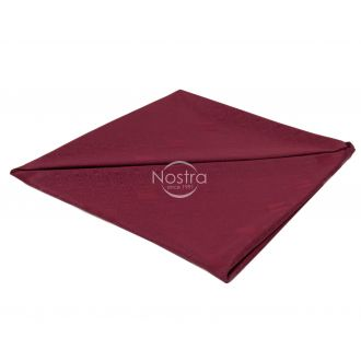 Jacquard sateen tablecloth 80-0009-BORDO