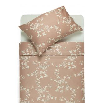 Sateen bedding set ADELISE 20-1329-FRAPPE