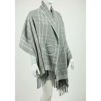 Scarf MAROCCO 80-3073-LIGHT GREY