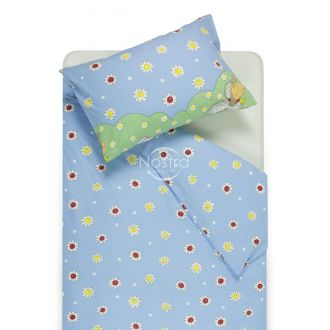 Children bedding set SUMMER SHEEP 10-0029-BLUE