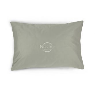 Dyed sateen pillow cases 00-0325-OPAL GREY