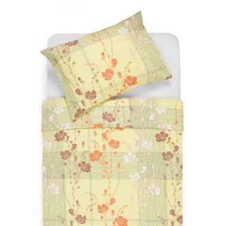 Kokvilnas gultas veļa DORINA 20-0530-TERRA