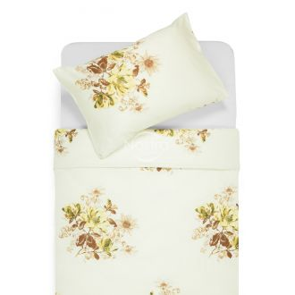 Sateen bedding set AUBREE 20-1331-ECRU