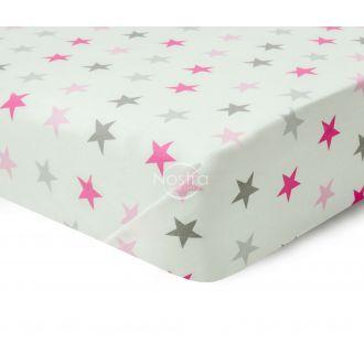 Children renforce sheets 10-0052-L.GREY/L.PINK