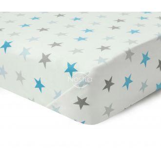 Children renforce sheets 10-0052-L.GREY/L.BLUE
