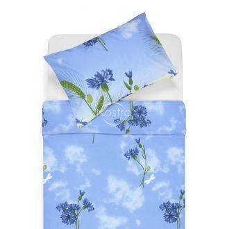 Dažādšķiedru gultas veļa HILDE 20-0977-BLUE