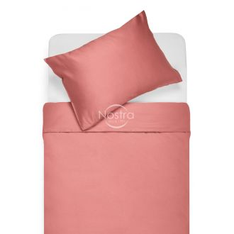 Sateen bedding set ADELA 00-0132-TEA ROSE