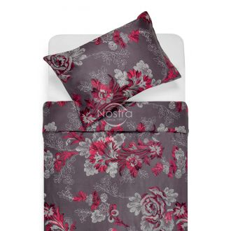 Sateen bedding set AFARIN 20-1301-GREY