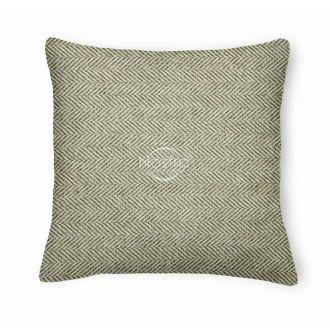 Decorative pillow case 80-4085-BROWN