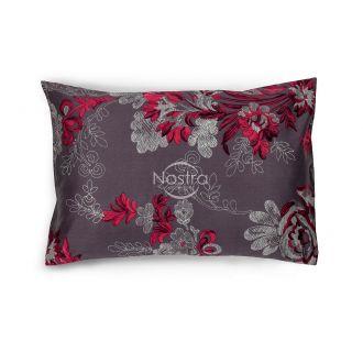 Sateen pillow cases with zipper 20-1301-GREY