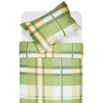 Sateen bedding set ACCALIA 30-0402-PALE OLIVE