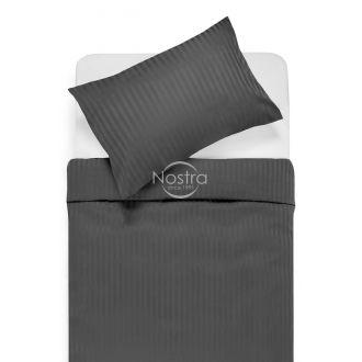Satīna gultas veļa ALIANORA 00-0240-IRON GREY