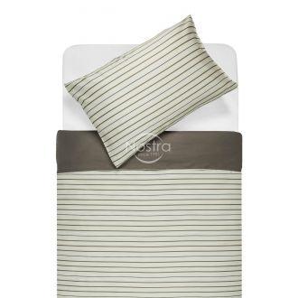 Постельное бельё из сатина ARLENE 30-0468/00-0211-BROWN