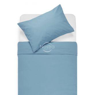 Kokvilnas gultas veļa DOTTY 00-0022-L.BLUE