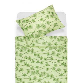 Kokvilnas gultas veļa DALARY 40-0649-GREEN