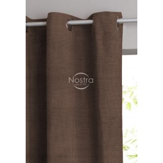 Curtain fabric 00-0232-CHESTN BR