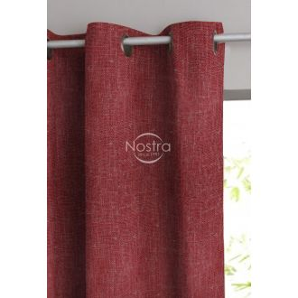 Curtain fabric 00-0234-RIO RED