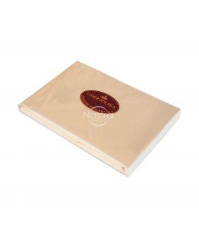 Полиэстеровая простыня на резинке 12-0813-BEIGE