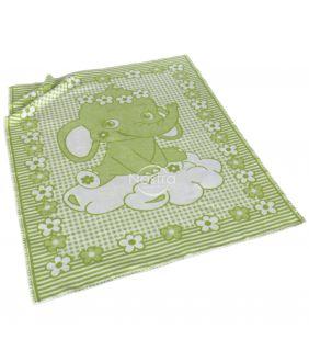 Детское одеяло SUMMER 80-1014-GREEN 5