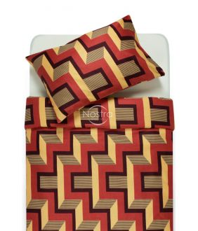 Sateen bedding set ATHENE 30-0503-TERRA