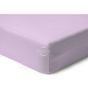Fitted sateen sheets 00-0033-LILAC