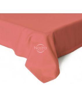 Flat sateen sheets 00-0324-GRAPEFRUIT