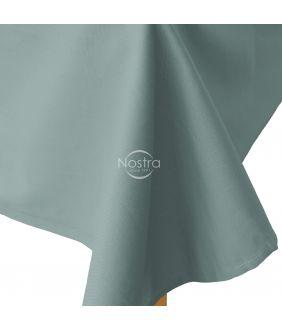 Flat cotton sheet 00-0312-PETROL