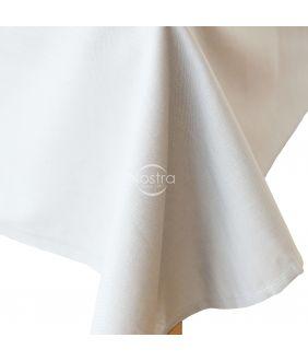Белая холстовая простыня 00-0000-OPT.WHITE