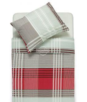 Burzīta gultas veļa ELORA 30-0416-BORDO