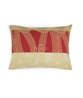 Pillow cases LENGVAS RYTAS 40-1061-RED