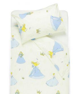 Children bedding set BEAUTIFUL PRINCESS 10-0416-BLUE