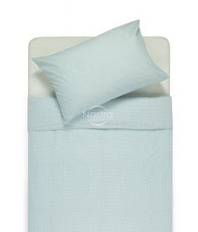 Children bedding set LITTLE CHECKS 30-0200-BLUE