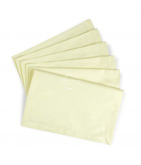 Jacquard sateen napkins, 6 pcs 80-0009-IVORY