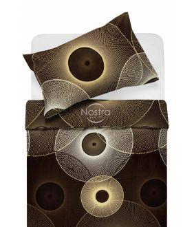 Постельное бельё из сатина ADELITA 30-0285-BROWN