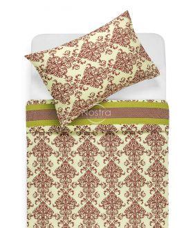 Burzīta gultas veļa ELANA 40-0603-RUBBY WINE