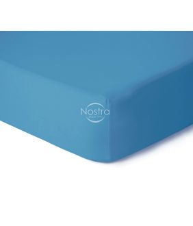 Trikotāžas palagi ar gumiju JERSEY JERSEY-ETHERAL BLUE