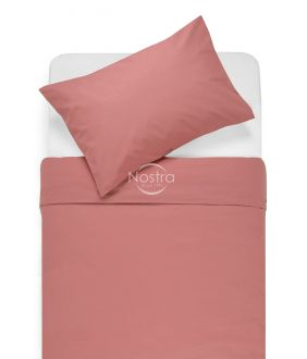Kokvilnas gultas veļa DOTTY 00-0132-T.ROSE