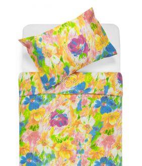 Kokvilnas gultas veļa DELPHINE 40-0064-ORANGE