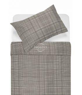 Satīna gultas veļa APPLE 30-0485-EXC.GREY
